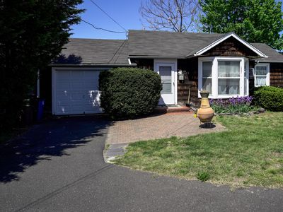 Photo for Cozy Beach Cottage on Rear of Property. Just 4 BLOCKS from the beach!