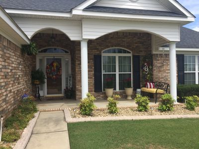 Photo for Perfect Masters Rental! Beautiful ranch home Close to Augusta Nationals & Shops!