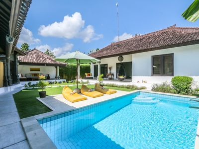 "Photo for Pevali - 3 Bedroom Spacious Villa,  ""Eat Street"" Location, Central Seminyak"