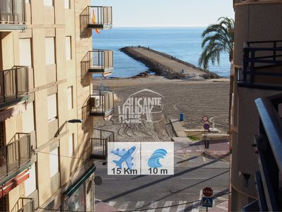 Photo for Central Apartment in Levante Beach