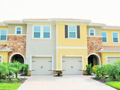 Photo for New Town Home with lake view in beautiful Bonita Springs!