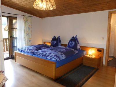 Photo for Double Room 6 with Balcony - Pension Holzerstube