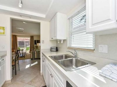 Photo for Best Beach Villa on the pristine shores of Siesta Key, best blue water & sunsets