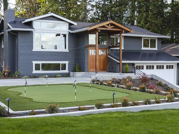 Hollywood Hills Equestrian Park, Woodinville, WA, USA
