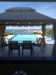 Photo for Character villa sea view, pool