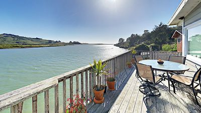 Photo for 2BR on Russian River w/ Hot Tub – Close to Jenner on Sonoma Coast