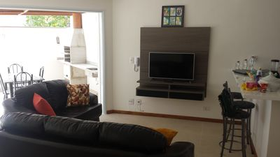 Photo for Juquehy Beach - New House In Condo - 4 Suites, 3 Jobs