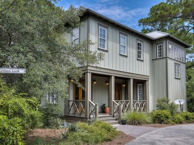 Photo for The Hammocks in Old Seagrove - Gated Neighborhood with Community Pool - 4 Bikes Included
