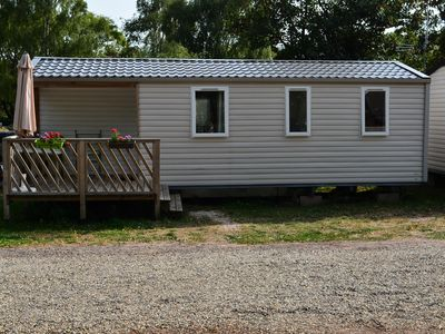 Photo for Camping Les Portes d'Alsace *** - Zen Cottage 4 Rooms 6 People