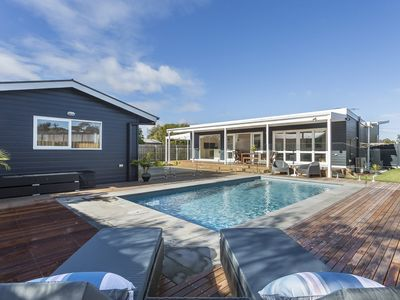 Photo for Beachside Stunner Rye with Pool - Winter special stay 3 nights and pay for 2