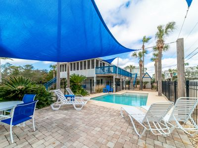 Photo for Paradise30a~Lagerheads! Completely Renovated, Pet Friendly, Private Pool
