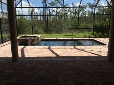 Photo for Beautiful New Paseo Home with Private Pool and Spa