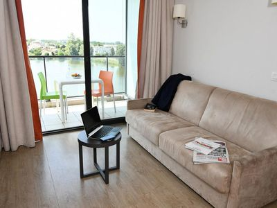 Photo for Appart 'Hotel Mer et Golf City Bordeaux-Lac-Bruges *** - 2 Rooms 4 People