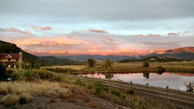 Photo for Telluride Ridgway Luxury Ranch on 37 Acres