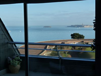 Photo for Exceptional sea view - Dinard