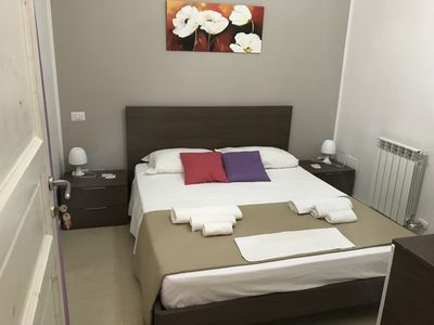 "Photo for B & B La Piazza - Double Room ""Scirocco"""