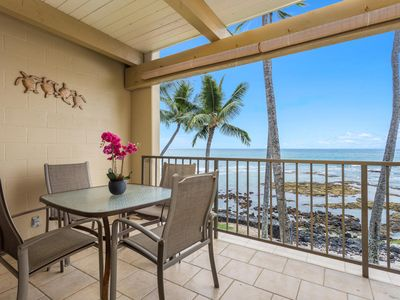 Photo for Awesome Ocean Front | 30 Feet From the Ocean | WIFI  | Starts at $175/Nt