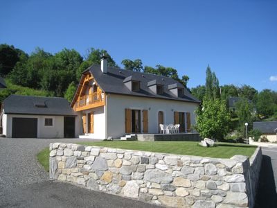 Photo for Beautiful family house for rent in the Hautes-Pyrénées