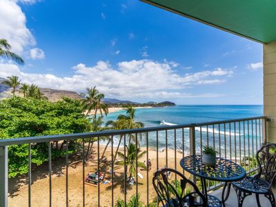 Photo for Makaha Beach Hideaway