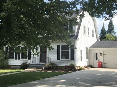 Photo for WITTER ST. STRADIVARIUS INN! SPACIOUS LUXURY 3 BR HOME-DOWNTOWN WISCONSIN RAPIDS