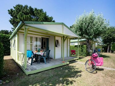 Photo for Camping Bay **** - Chalet 3 Rooms 5 People
