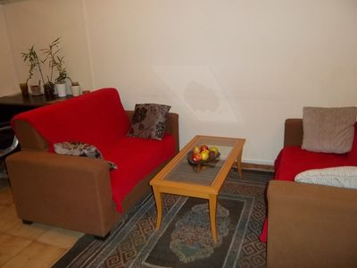 Photo for Spacious 3 bedrooms apartment close to the beach - Larnaca City Center  - Cyprus