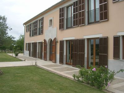 Photo for Surrounded by nature and with pool - Villa s'Hort de Conies Romanie