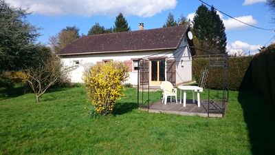 Photo for Cottage Oree Du Bois 5-7 persons small village Normand.