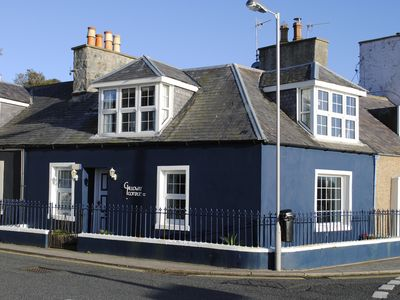Photo for Charming family & pet friendly coastal cottage situated in Portpatrick