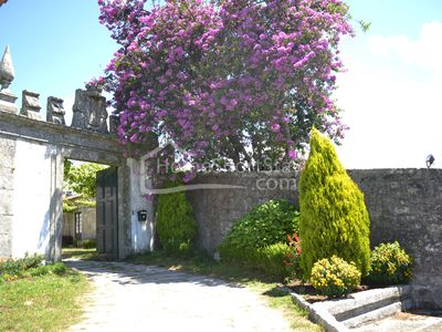 Photo for Holiday home w/ 2 bedrooms, with pool, in a rural property