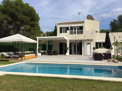 Photo for Stunning Private Villa with Pool in Son Parc