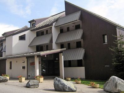 Photo for Apartment Les Solaires in L'Alpe d'Huez - 4 persons, 1 bedrooms
