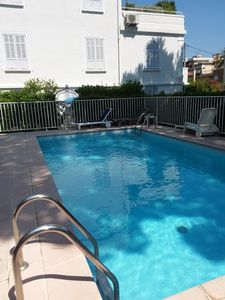 Photo for Exclusive Residence apartment with Pool, Parking & Close To Town And Beach