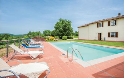 Photo for 7 bedroom accommodation in Monticiano SI
