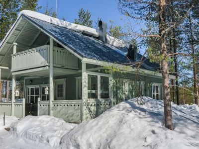 Photo for Vacation home Huuhkalinna in Pudasjärvi - 6 persons, 2 bedrooms