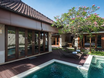 Photo for Private Spacious Villa Di Uma in Sanur-4 Bedrooms