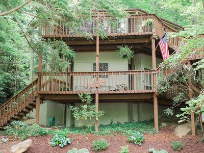 Photo for 3BR House Vacation Rental in Montreat, North Carolina