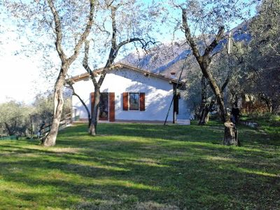 Photo for Vacation home Hausteil ohne Pool (MAL310) in Malcesine - 4 persons, 2 bedrooms