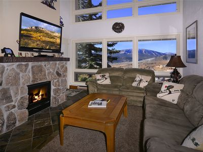 Photo for 20% Off All Winter Dates! Best Ski-In/Ski-Out Location on the Mountain! Views!