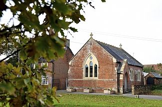 The Chapel from the Green