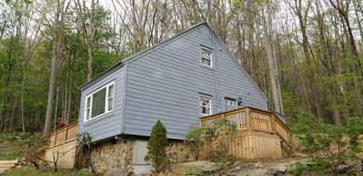 Photo for Home-like High Country Hideaway  with great views and large lot.