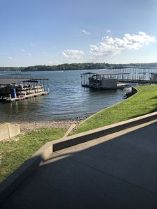Photo for Lakefront Waterfront Main Channel with Private Beach and Boat Ramp - Sleeps 7