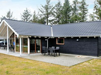 Photo for Charming Holiday Home in Blåvand Jutland near the Beach