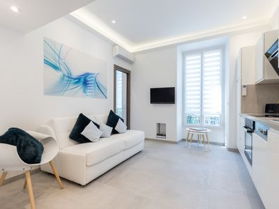 Photo for Jean Medecin Avenue - Cosy and Luxury 1 Bdr Downtown - AC - Azur