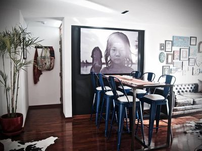 Photo for Cool New Apartment in the Heart of Barranco