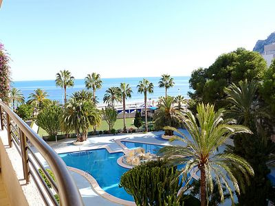 Photo for Apartment Paraiso in Calpe/Calp - 2 persons, 1 bedrooms