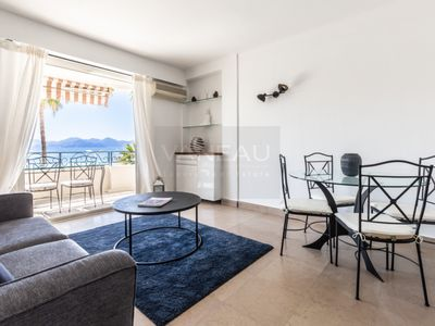 Photo for 1BR Apartment Vacation Rental in cannes, Alpes maritimes