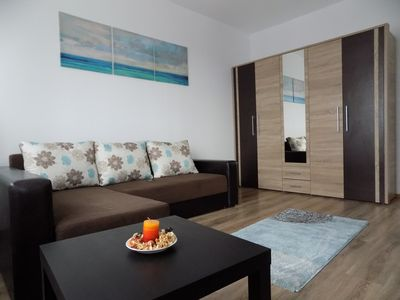 Photo for 1BR Apartment Vacation Rental in Sector 6, Municipiul București