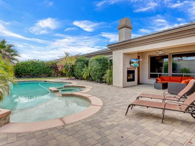 Photo for NEW LISTING! Luxury home in gated community, 1 block from Empire Polo Fields