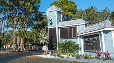 Photo for 2BR Unit @ Ramblers Rest Resort, Venice, FL along Myakka River